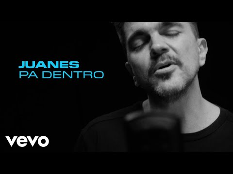 "Juanes - ""Pa Dentro"" - Official Performance 