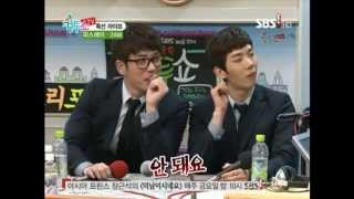 [120322] Cul Two Show TV Part 2 - 2AM & miss A