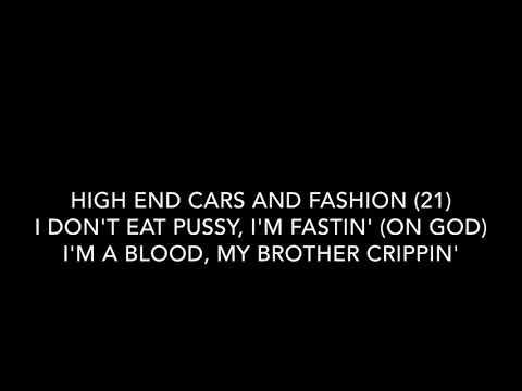 "Cardi B feat. 21 Savage - ""Bartier Cardi"" Lyrics"