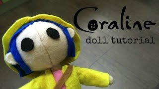 Coraline Doll Tutorial