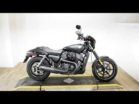 2016 Harley-Davidson Street® 750 in Wauconda, Illinois - Video 1