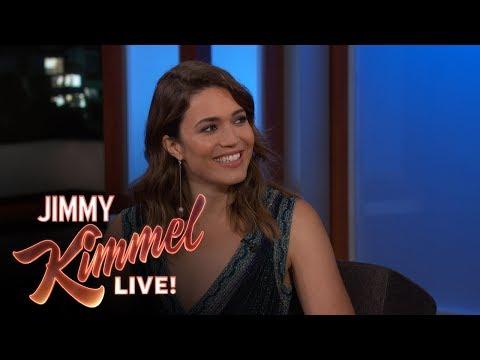 Jimmy Kimmel Feels Sorry for Mandy Moore