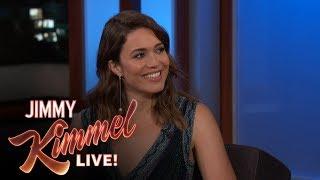 Jimmy Kimmel Feels Sorry For <b>Mandy Moore</b>