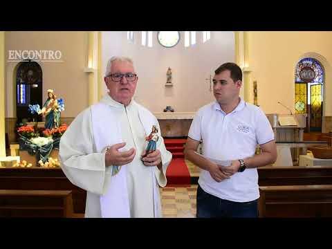 Jornal Encontro Semanal - Padroeira Nossa Senhora Auxiliadora