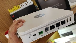 Jio Giga Fiber FTTH Broadband Review with Pros & Cons