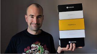 Best Budget Smartphones Under £200 (Summer 2020)
