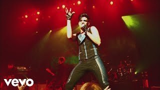Adam Lambert - 20th Century Boy (Glam Nation Live, Indianapolis, IN, 2010)