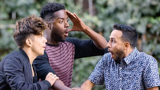 Amazing Time Machine | Anwar Jibawi & Rudy Mancuso