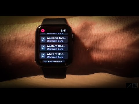 How-to Add Music Genres to Apple Watch