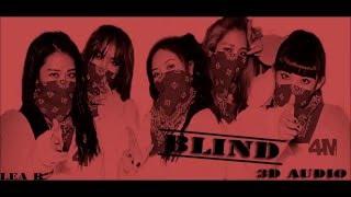 4minute (포미닛)- Blind 3D Audio