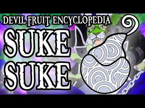 The Suke Suke no Mi (Clear-Clear Fruit)   Devil Fruit Encyclopedia