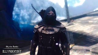 Skyrim - Best Assassin Build: The Illusionist (SPECIAL EDITION BUILD)