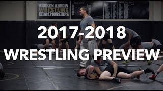 2017-18 BAHS Wrestling Preview