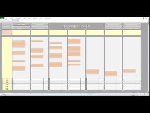 Terminplaner Terminkalender Terminbuch Planungssoftware