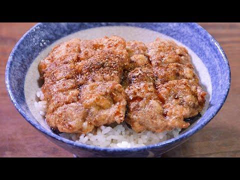 豆腐や大和芋でつくった「精進ウナギ」