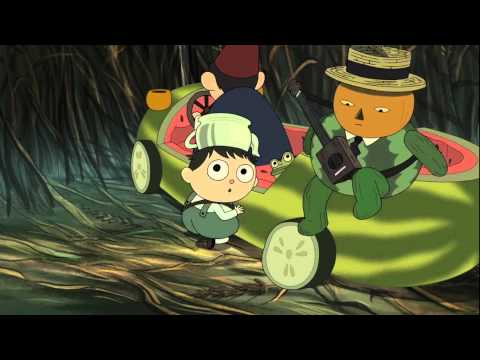 Over the Garden Wall (Behind the Scenes)