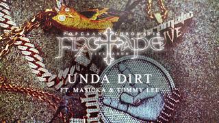Popcaan - UNDA DIRT (feat. Masicka & Tommy Lee) (Official Audio)
