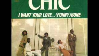 Chic I Want Your Love (long version)