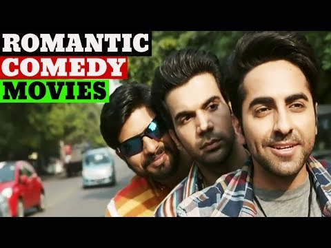 Best romantic comedy movies 2017 | hindi BEST COMEDY movies list 2017 | Media Hits