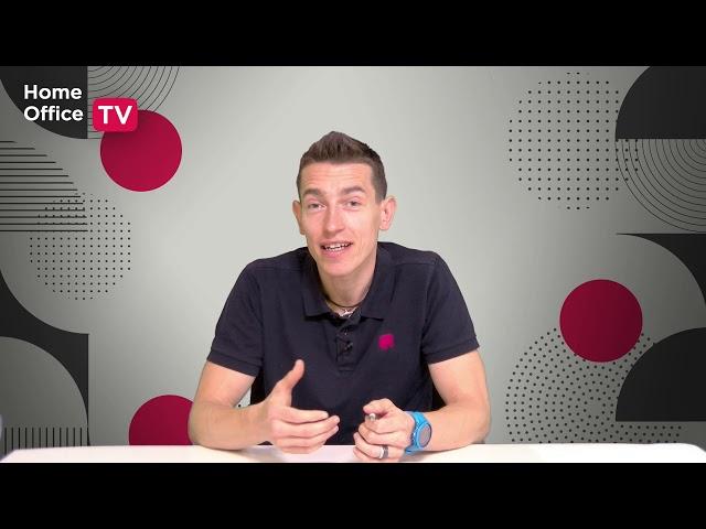 Pozvánka na vysílání Home Office TV: O nanotechnologiích s Lenkou Mynářovou a Jiřím Kůsem