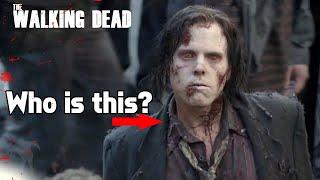 The Walking Dead - Who is this? Season 1 Purple Shirt Walker Guy