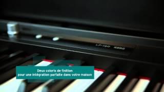 Korg Piano LP180 WH - Video