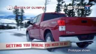 Winter Truck Sale