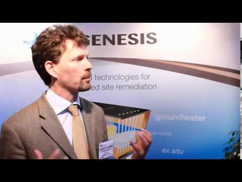Regenesis Interview: Environmental remediation