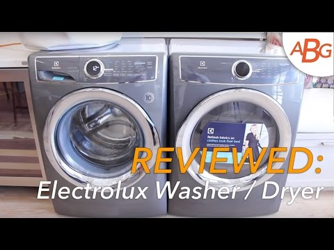 Electrolux EFLS617STT Washing Machine Review – New for 2016