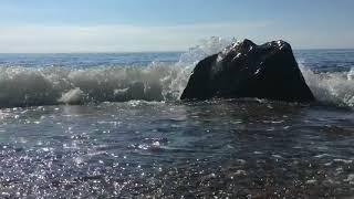 Крым. Море.