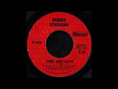 1971_308 - Barbra Streisand - Time And Love - (45)