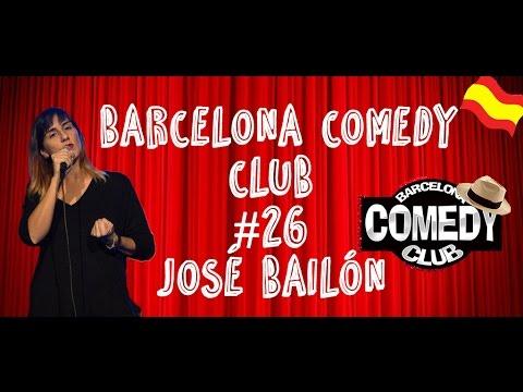 Barcelona Comedy Club | José Bailón & Nuria Jiménez Comediante #26