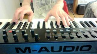 Evergrey - Closure (Keyboard Cover)