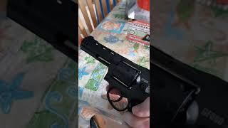 crosman gf600 semi-automatic 8-shot co2 airsoft revolver