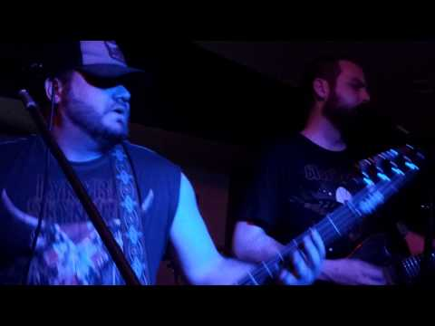 Forgotten Gods - Fall of The Dagger (LIVE) 3/29/13 Johnny V's San Jose Ca