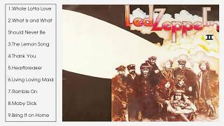 Led Zeppelin II - Led Zeppelin [Full Album 1969]
