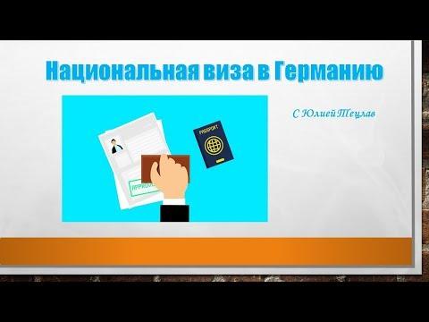 Документы, необходимые для оформления шенгенской визы