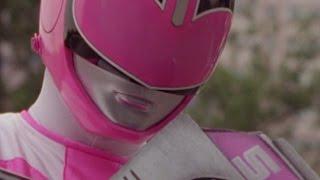 Power Rangers Time Force - Pink Ranger vs Fatcatfish   Jen's Revenge Episode   Legacy Wars