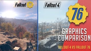 NEWGraphicsComparison!-Fallout4vsFallout76|Fallout76