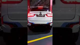 BMW F85 X5M with Catless FI Exhaust + Stage 2 PP Performance Tune