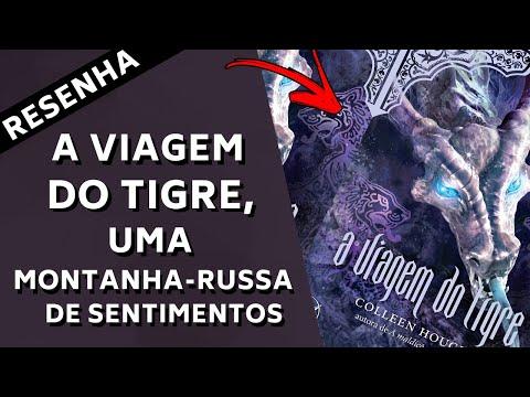 A VIAGEM DO TIGRE, UMA MONTANHA-RUSSA DE SENTIMENTOS | Share Your Books