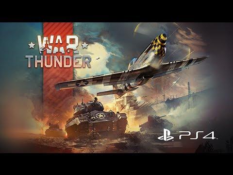 war thunder playstation 4 north america
