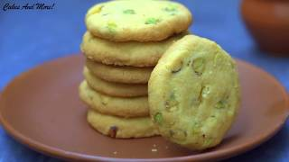 Easy Biscuits Recipe / How To Make Cookies Using KitchenAid /Easy Biscuits With Atta