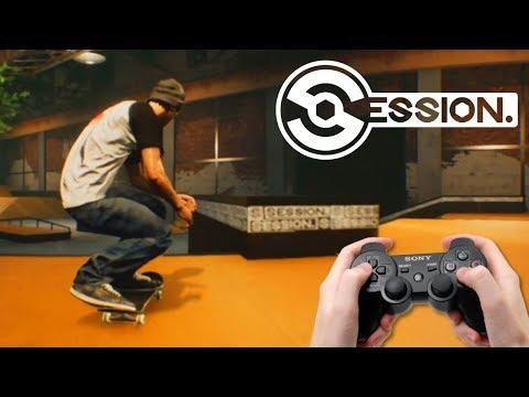 SESSION: The Controls (Pre-alpha Prototype)