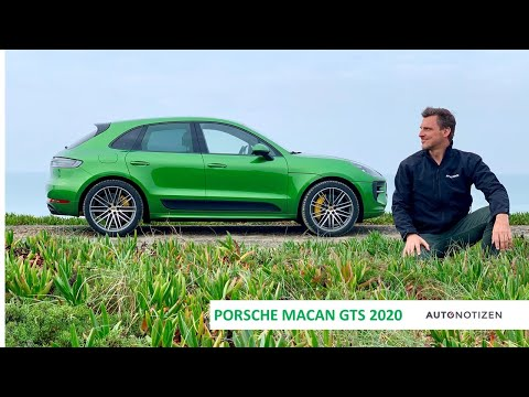 Porsche Macan GTS 2020: SUV mit 380 PS-Biturbo im Review, Test, Fahrbericht