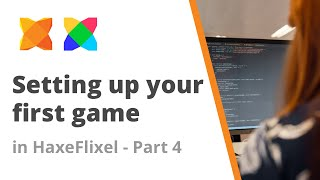 5. Setting up your first game in HaxeFlixel - Part 4 - Finishing up