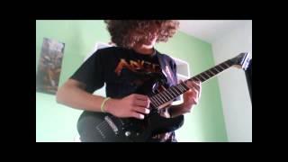 The Shaman - Angra (Guitar Cover)