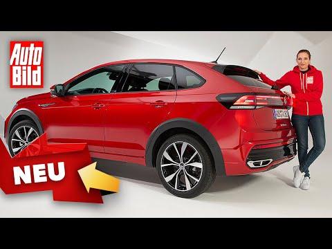 VW Taigo (2021) | So kommt der T-Cross als SUV-Coupé |Sitzprobe mit Katharina Berndt