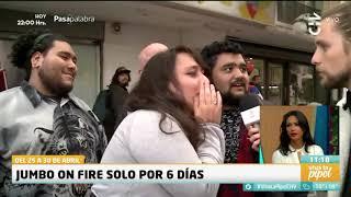 ENLACE JUMBO ON FIRE CHV