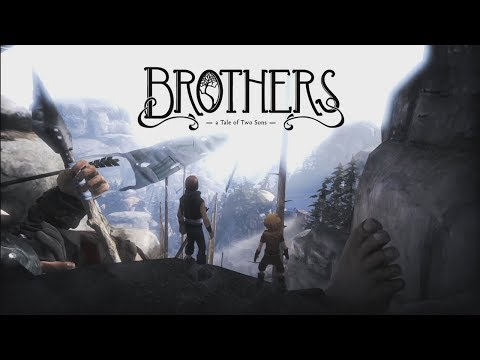 BROTHERS - A TALE OF TWO SONS - #2 - UN OGRO!!! O_o